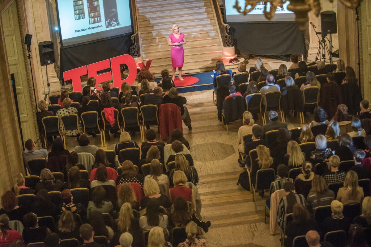 public speaking tedx
